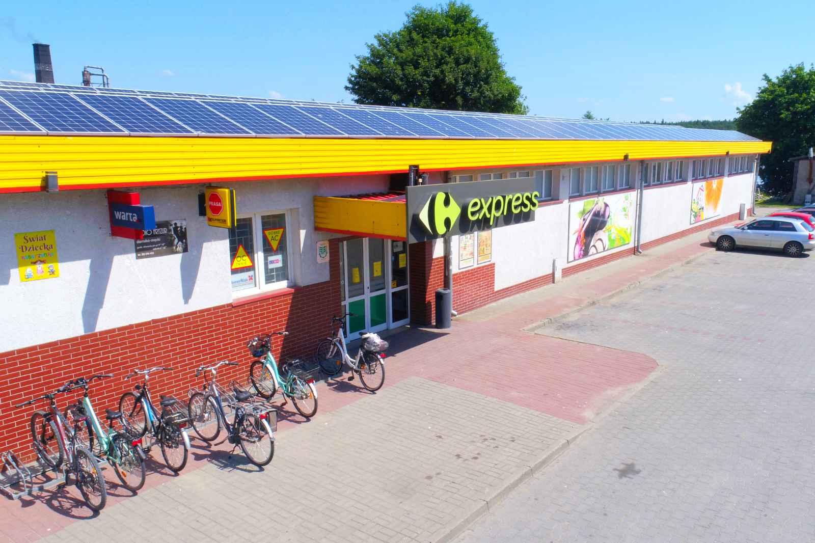 Carrefour Express A88